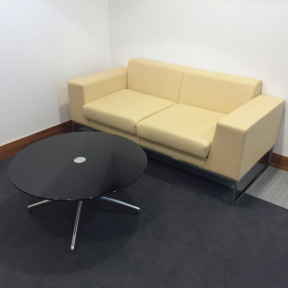 layla designed by boss design leather sofa matching office sofa